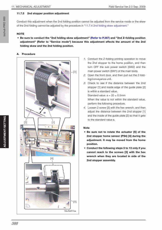 Konica-Minolta bizhub-PRO 950 FIELD-SERVICE Service Manual-5